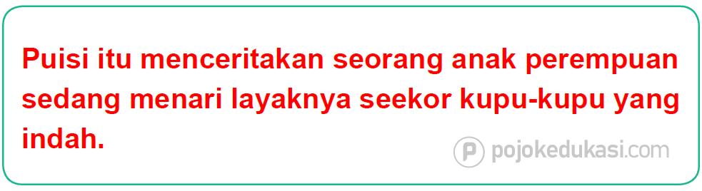 Kunci Jawaban Halaman 45, 46, 47, 48, 49, 50, 51, 52 Tema 6 Kelas 4