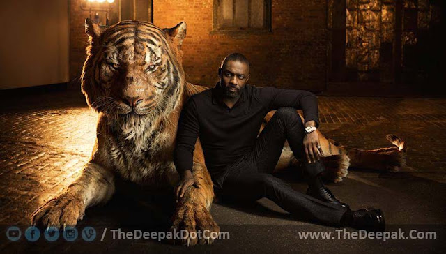 The Jungle Book 01 - Shere Khan The Tiger Voiced by Idris Elba