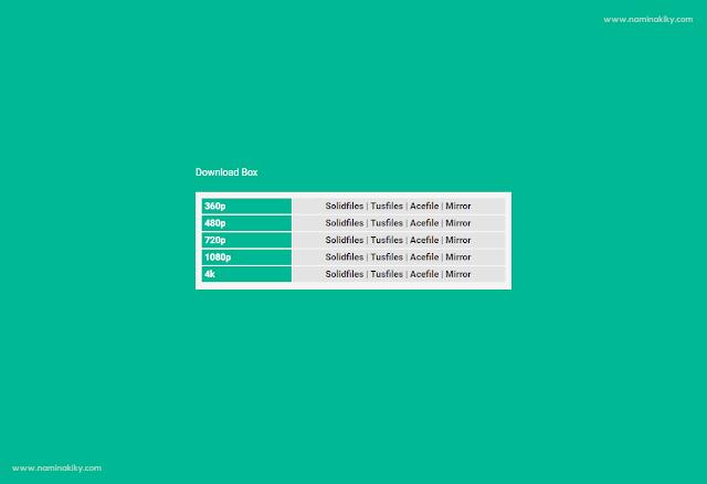 Cara Memasang Download Box Seperti Situs Anime