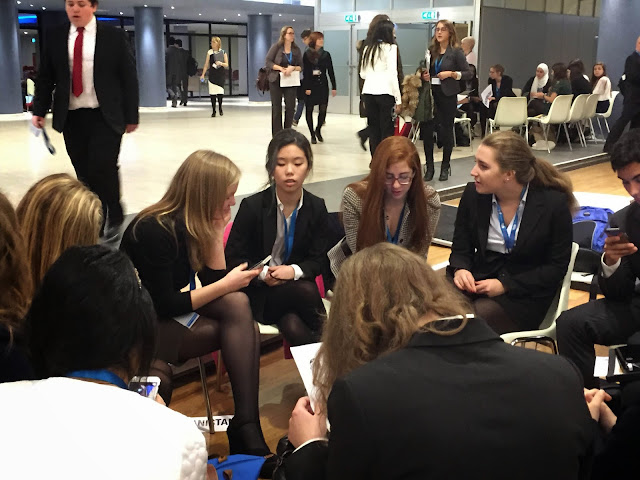 Model-United-Nations-Committees