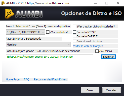 AUMBI 2020.1 (Absolute USB MultiBoot Installer)