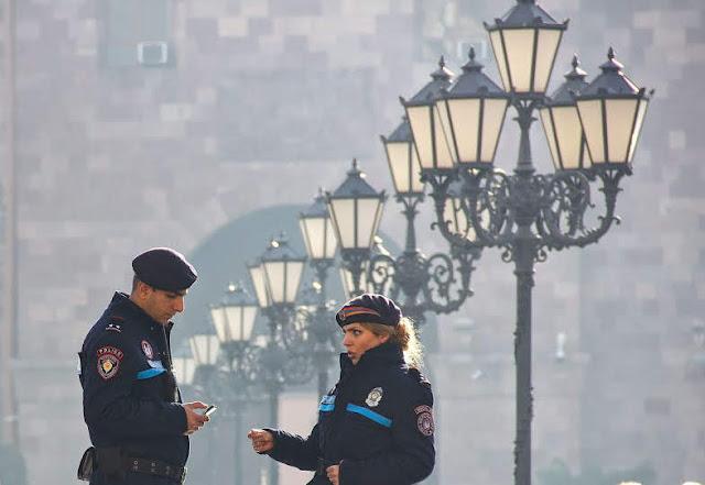 24 espías de Azerbaiyán descubiertos en Armenia