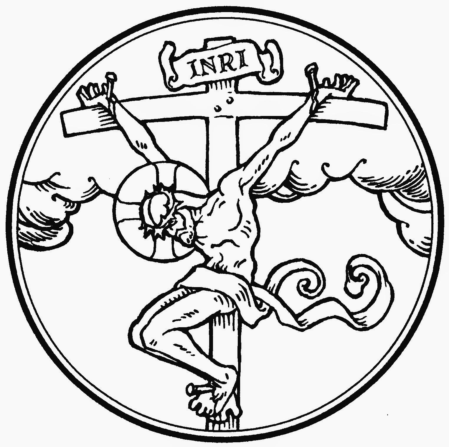 Lutheran Subject (Schroeder's blog): April 2014