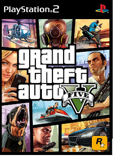 Download - Grand Theft Auto V (GTA 5 2016) (GEOMATRIX) (PS2)