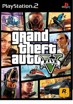 Grand Theft Auto V GTA 5 Playstation 2 Download