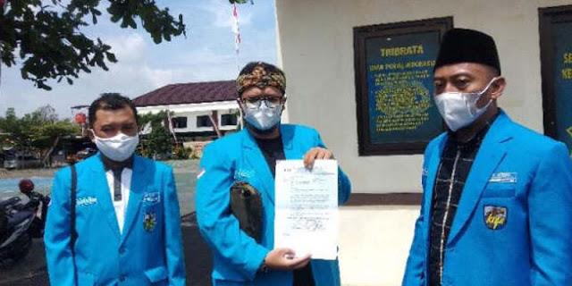 DPD KNPI Karanganyar Ikut Laporkan Abu Janda Atas Dugaan Rasisme dan Penistaan Agama