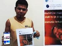 Hina Kapolri di Medsos, Warga Makassar Diciduk Tim Cyber Crime Ditreskrimsus Polda Sulsel