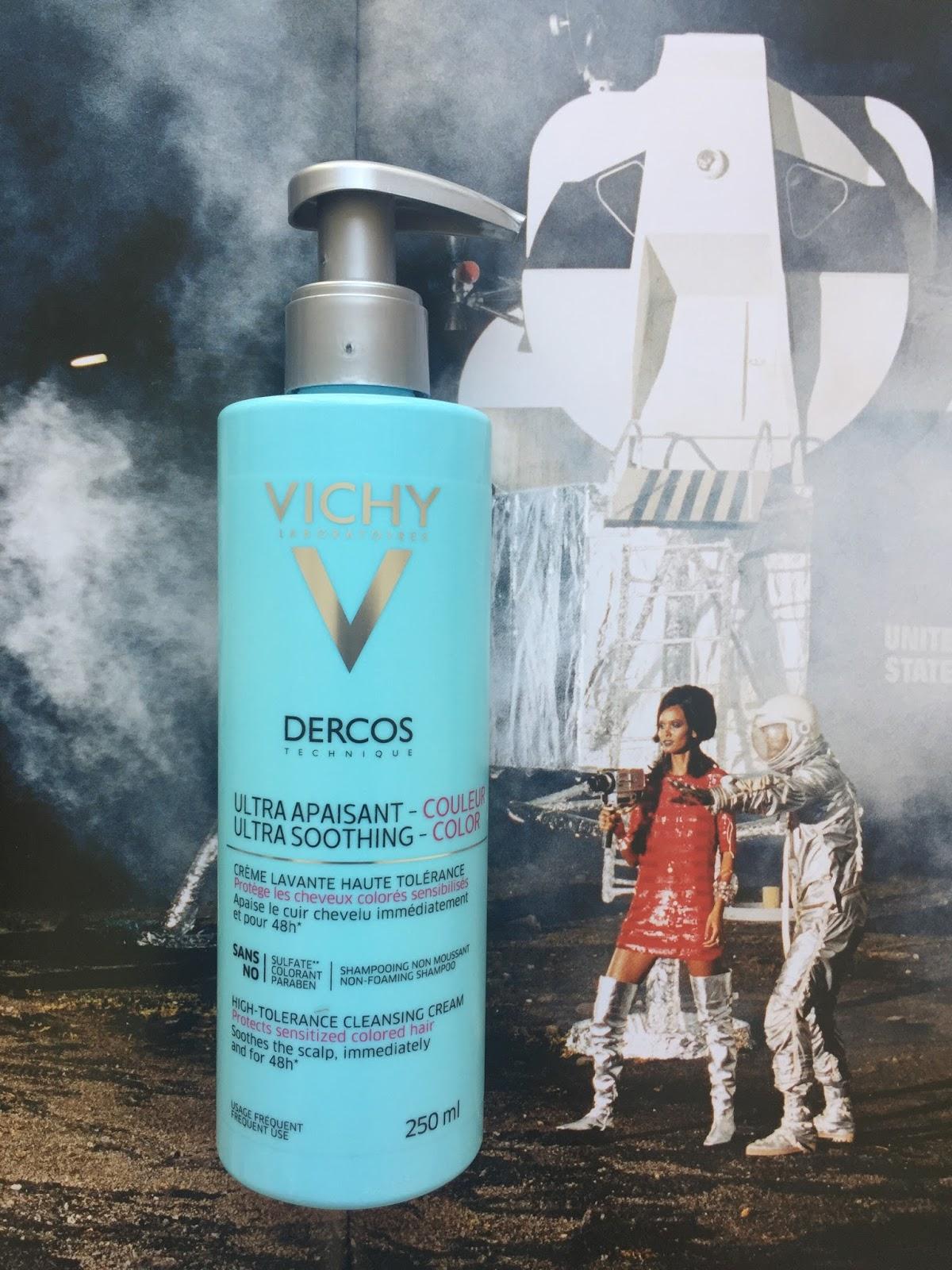 VICHY DERCOS CHAMPÔ