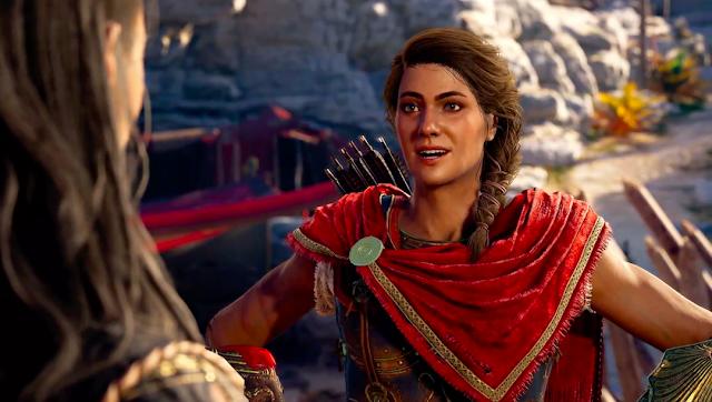 لعبة Assassin's Creed Odyssey أصبحت جاهزة للإطلاق رسميا عبر العالم بعد نهاية مرحلة التطوير ..