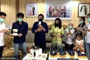 Di HUT ke 61 Tahun, GSVL Berikan Contoh Keteladanannya bagi Warga Manado