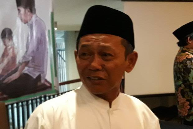 Guru Ngaji Sebut Jokowi Belum Pernah Imami Shalat Berjamaah di Masjid