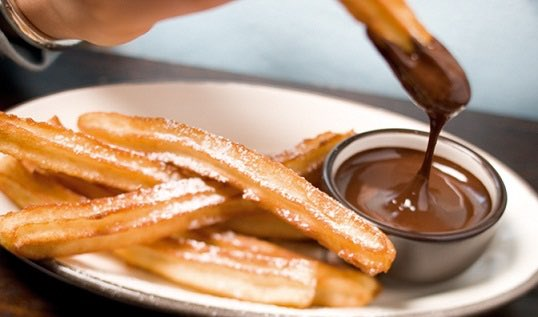 Resepi Dan Cara Buat Churros Untuk Dimakan Bersama Coklat Cair
