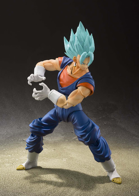 S.H. Figuarts Super Saiyan God SS (Super Saiyan) Vegito Event Exclusive Color Edition