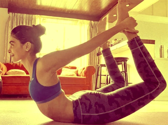 Actress Fitness: Heroines Doing All they will to market Yoga?