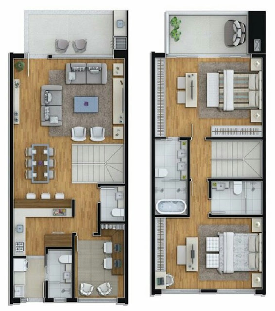 tiny house designs and floor plans