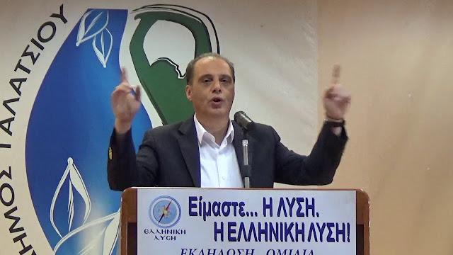 Απόπειρα επίθεσης οπαδών του Σώρα σε ομιλία του Βελόπουλου στο Ναύπλιο