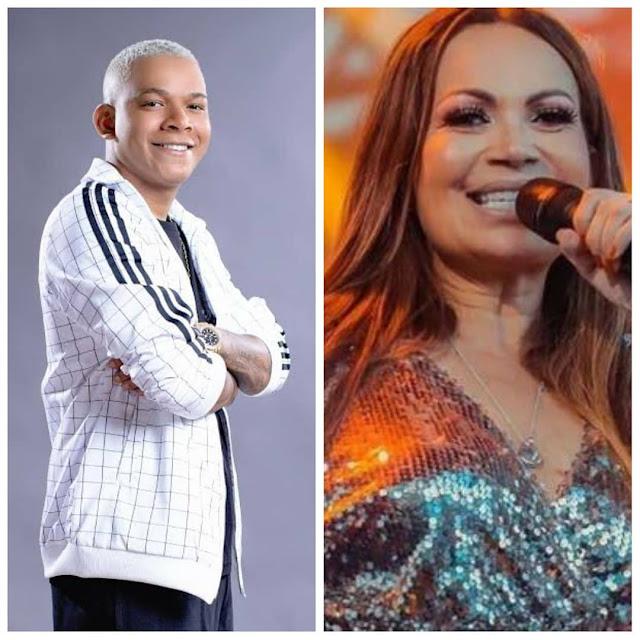 Solange Almeida e Aldair Playboy demitiram todos os músicos e produtores de suas bandas