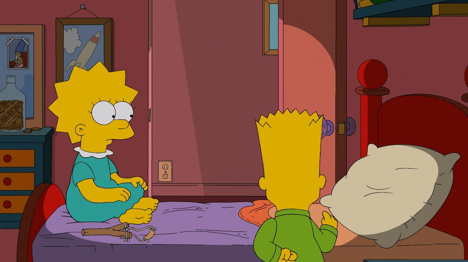 Lisa simpsonpussy naked south