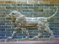 Mosaic from the Ishtar Gate