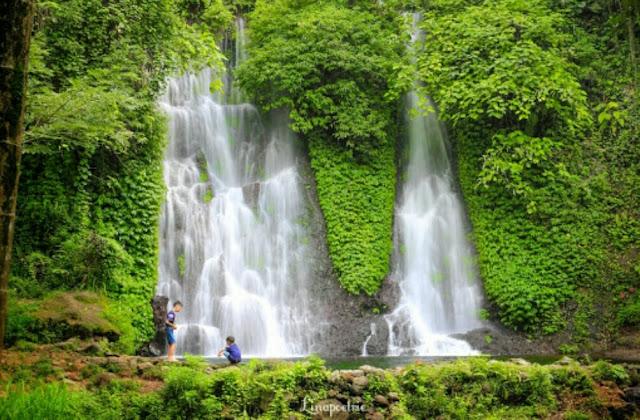 Apa keunggulan air terjun Jagir Banyuwangi ini?