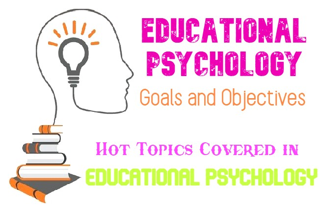Educational Psychology Goals