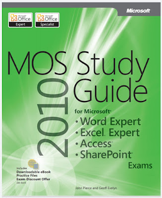 [Free ebook]MOS 2010 Study Guide for Microsoft Word Expert, Excel Expert, Access, and SharePoint Exams