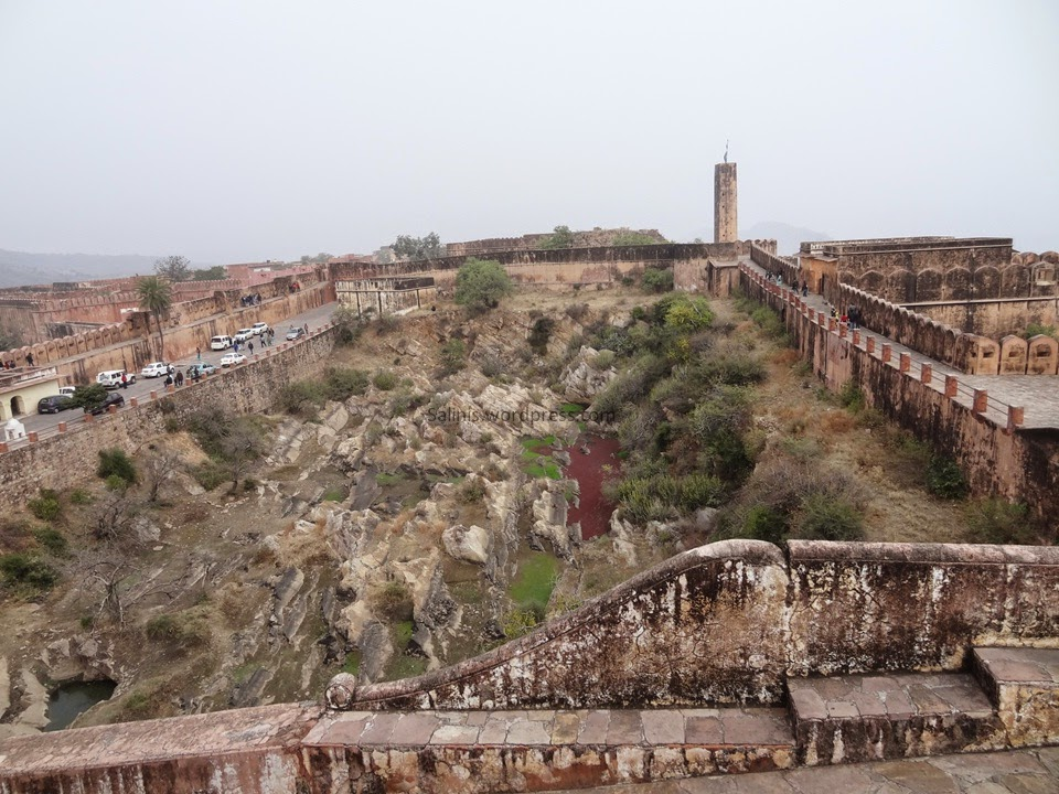 Jaigargh Fort - Jaipur Rajasthan India - Pick, Pack, Go