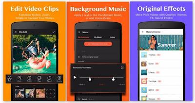 تحميل تطبيق VideoShow Video Editor بدون علامة مائية وبدون اعلانات للاندرويد