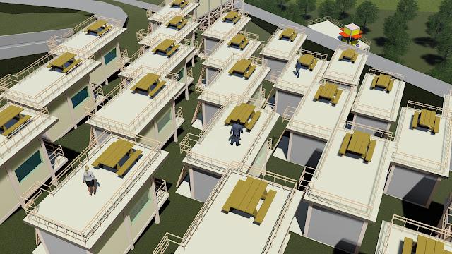 resort site plan pdf