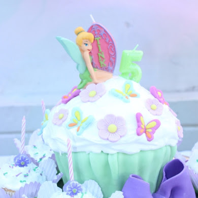Pixie Fairy Party Ideas | Tinker Bell Inspired Birthday