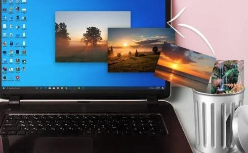 افضل تطبيق ارجاع الصور الممسوحة من الجهاز دون قصد