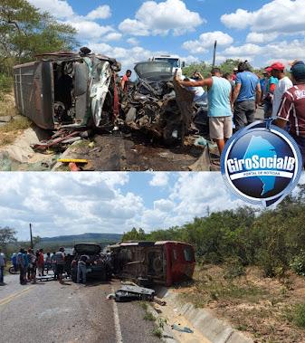 Acidente  que aconteceu nesta segunda-feira (21)deixa um morto e outro ferido na rodovia que dar acesso a Vila do Catimbau em Buíque