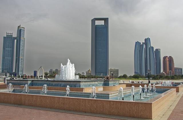 مدينة ابوظبي