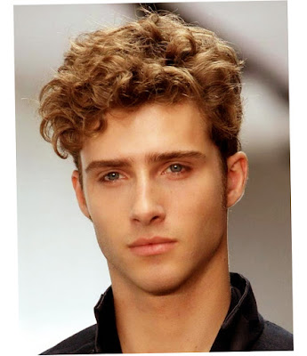 Photo Preview for Good Haircuts For Male Curly Hair 2016