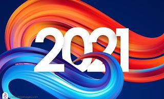 خلفيات راس السنة 2021