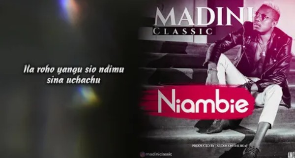 Madini Classic – Niambie (Audio) MP3 Download