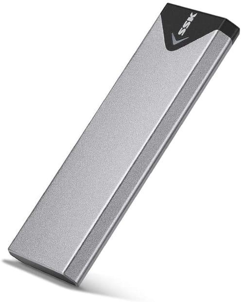 Review SSK 1TB Mini External Portable SSD