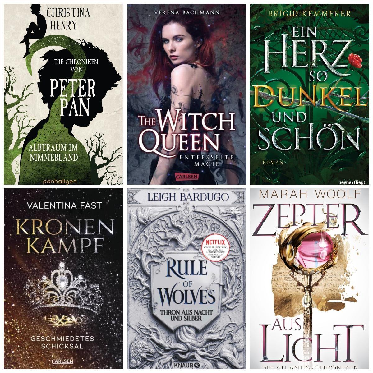 Bücherblog. Neuerscheinungen. Jugendbuch. Fantasy. Juni 2021.