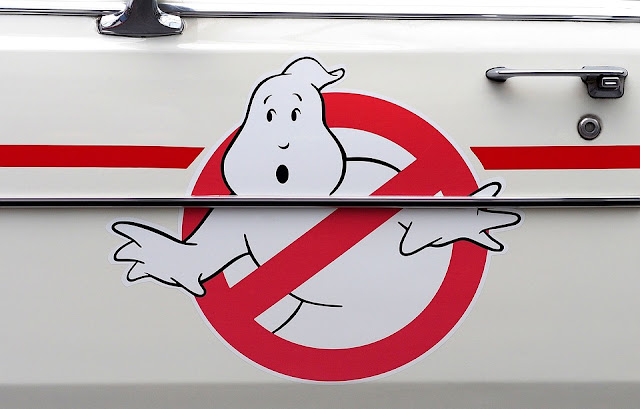 Image: Ghostbusters Logo, by Andrew Martin on Pixabay