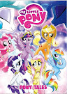 My Little Pony Pony Tales #1 Comic Cover Japanese Variant