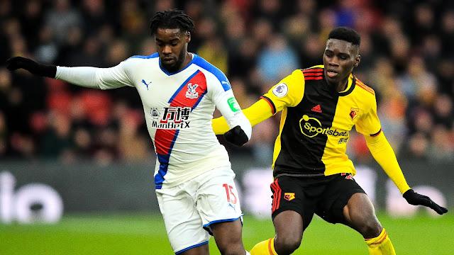 Watford vs Crystal Palace Highlights