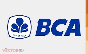 Logo Bank BCA (.AI)