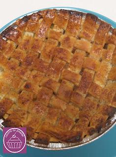 Apple Pie o Tarta de Manzana al estilo inglés