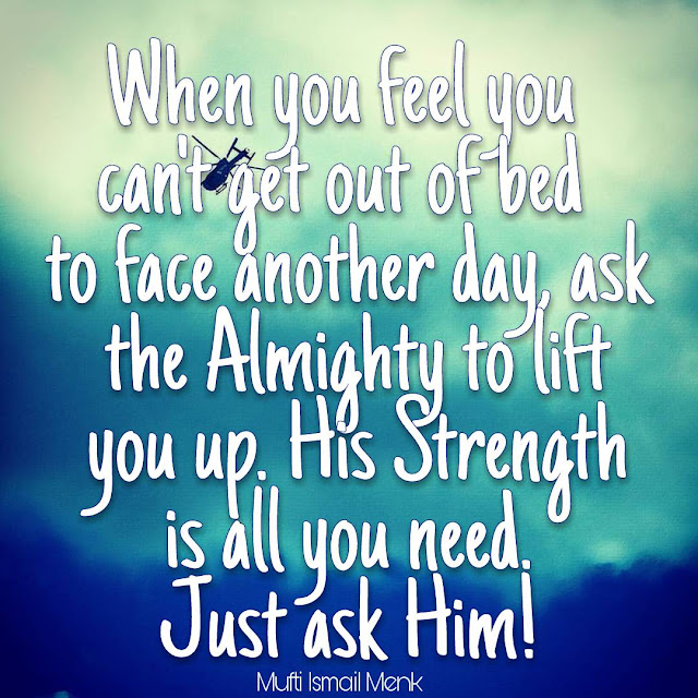 Help from Almighty Prayer