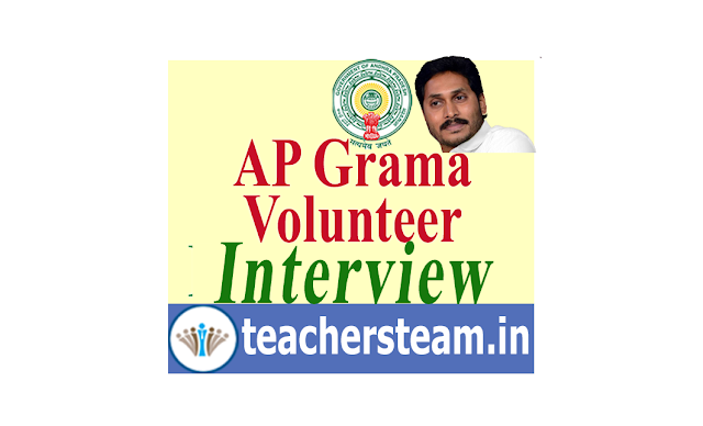 AP Grama Volunteer Interview Questions, How to Prepare for AP Grama Volunteer Interview