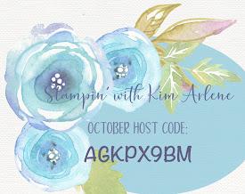 OCTOBER HOST CODE— AGKPX9BM