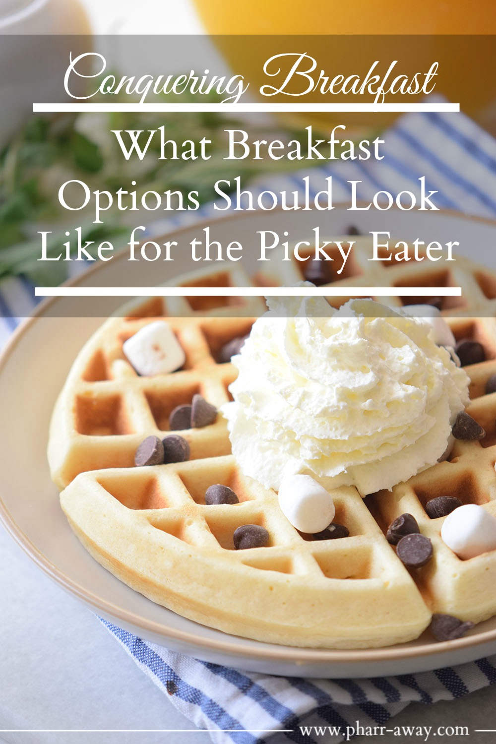 Conquering Breakfast with a Picky Eater