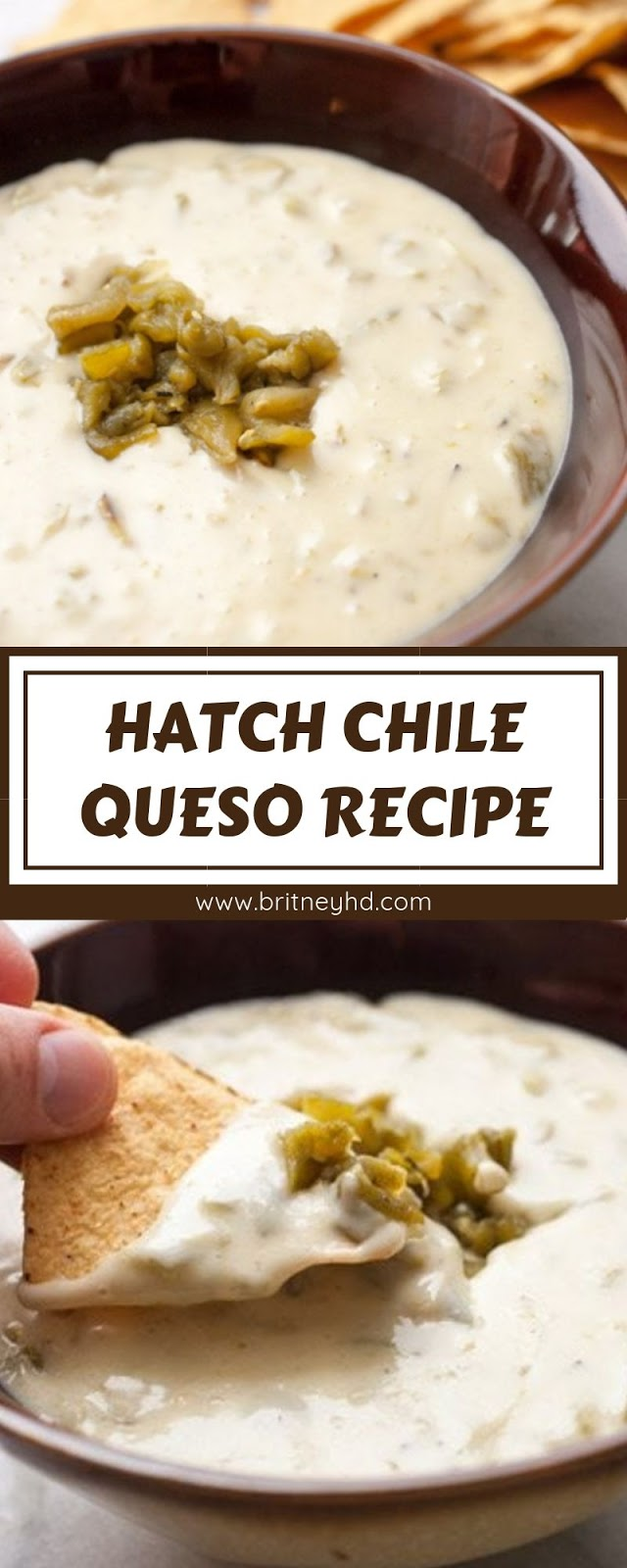 HATCH CHILE QUESO RECIPE