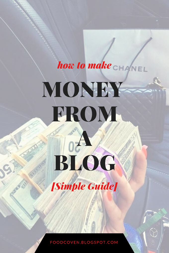 How To Make Money With A New Blog [Simple Guide]