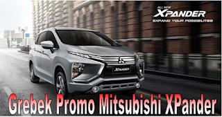 Promo Penjualan Mitsubishi XPander